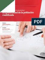 Empleabilidad Población Cualificada 2012