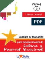 Ficha II - Culturas Juveniles
