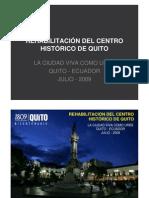 Rehab Centro Historico Quito