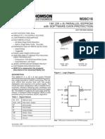 EEPROM 28C16 datasheet