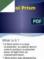 Nicol Prism