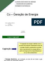 Co – Geração de Energia