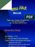 Asma Akut Rscm