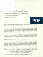 Hybridizing Folk Culture