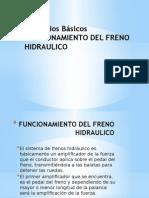 Principios Básicos Funcionamiento Del Freno Hidraulico