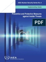 NSS 8 - Preventive and Protective Measures Against Inside Threats