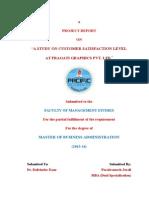 Parakramesh SIP Report - Main Pages