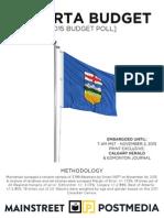 Mainstreet - Alberta Budget October 2015.pdf