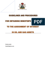 Giudeline on Asset Divestment 16-10-14