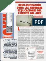 Ovnis R-006 Nº106 - Mas Alla de La Ciencia - Vicufo2