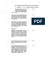 Catalogo de Conceptos Cuartos