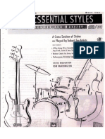 Essential Styles for the Drummer & Bassist - Book Two