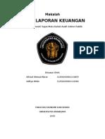 Reviu Laporan Keuangan Pemerintah