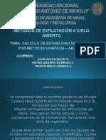 ESTABILIDAD DE TALUDES POR METODOS GRAFICOS.pptx