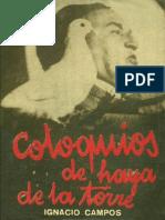 Coloquio de la virtud como grandeza | Víctor Raúl Haya de la Torre