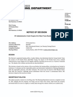 178 Portola Drive - Notice of Decision