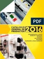 Catalogo General de Productos 2016 (20150909)