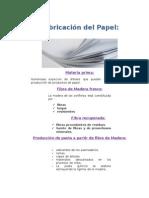Fabricación Del Pape1