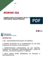 Sistemas y Norma ISA
