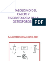 Calcio y Osteoporosis Unmsm