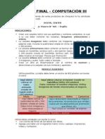 Examen Final - Ciii Agosto 2015