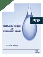 Chlor Alkali Coatings