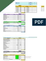 Formato Analisis Costo Tanque API