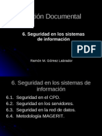 Seguridad Sistem as Informacion