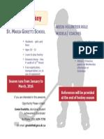 khl volunteers needed poster