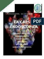 La Capsula Endoscopica