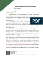 Barbosa Paulo Resenha Bíblica Do Livro Os Segredos Da Mente Milionária