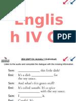 English IV c4