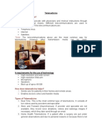 Telemedicine With Case Study (Paola & Silvana)