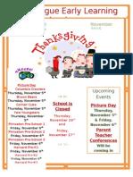 Bayside Newsletter November 2015