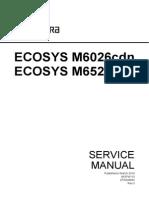 Ecosys m6026cdn m6526cdn Sm