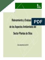 04 Relevamiento y Evaluaciyn de Los Aspectos Ambientales Del Sector Plantas de Silos