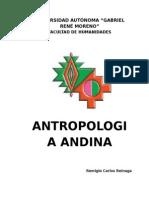 Texto de Antropología Andina