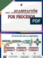 La Organizacion Por Procesos