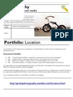 2 location project brief 2015-2016