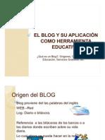 El Blog y su Aplicación como Herramienta Educativa