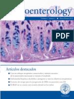 Revista Gastroenterology 2012