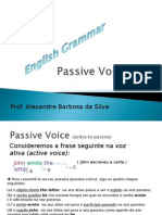 Passive Voice (Alex)