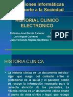 HISTORIAL CLINICO ELECTRONICO