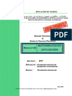 M02- Mathématiques Appliquées BTP-TSGT - Www.bac-Ofppt.blogspot.com