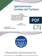 ORGANIZACIONES INTERNACIONALES DEL TURISMO