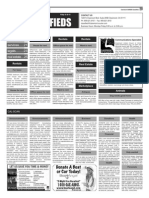 Claremont COURIER Classifieds 10-30-15