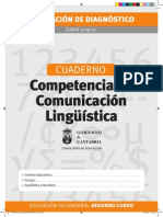 Competencia Linguistica Secundaria 09 10 B