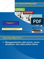Ch 1 Introduction to Accounting and Business Ind