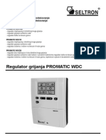 Regulator Grijanja PROMATIC WDC Seltron