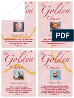 Golden Chain Cards1-4